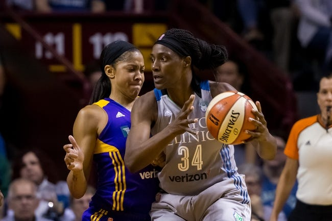 WNBA | Minnesota Lynx (2-4) vs. Los Angeles Sparks (3-1)