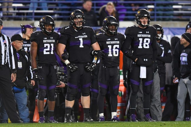 Northwestern vs. Minnesota - 11/18/17 College Football Pick, Odds, and Prediction