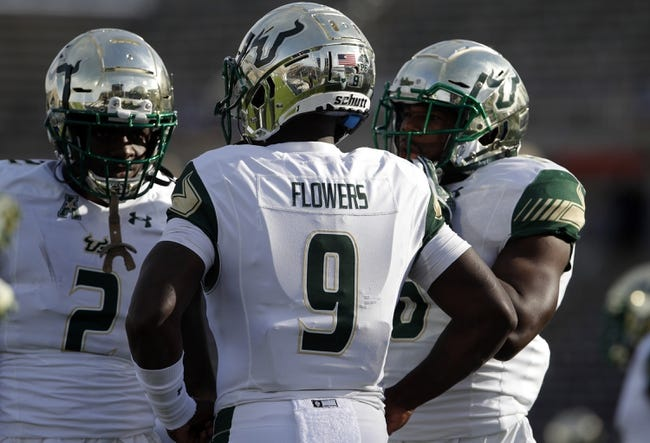 USF vs. Tulsa - 11/16/17 College Football Pick, Odds, and Prediction