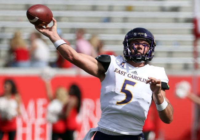 East Carolina vs. Houston - 10/13/18 College Football Pick, Odds, and Prediction