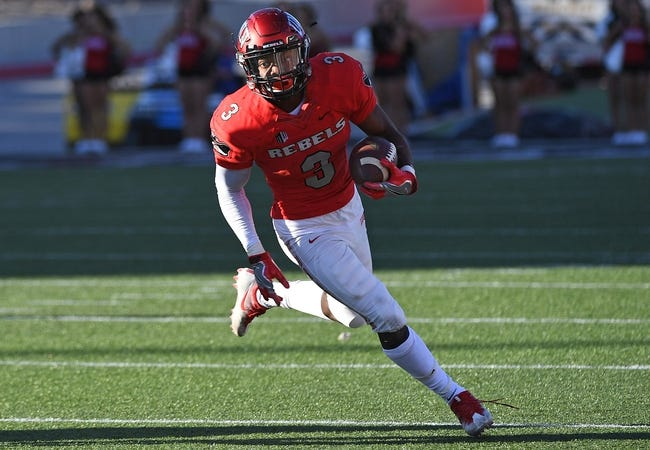 New Mexico vs. UNLV - 11/17/17 College Football Pick, Odds, and Prediction