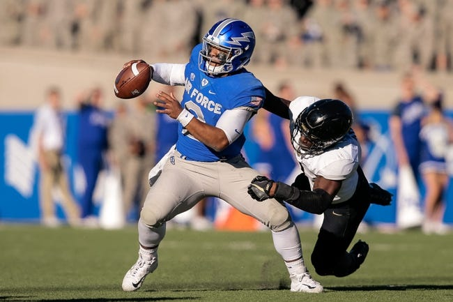 Army vs. Air Force - 11/3/18 College Football Pick, Odds, and Prediction