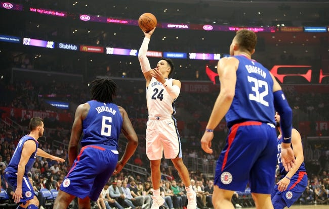 Memphis Grizzlies vs. Los Angeles Clippers - 12/23/17 NBA Pick, Odds, and Prediction