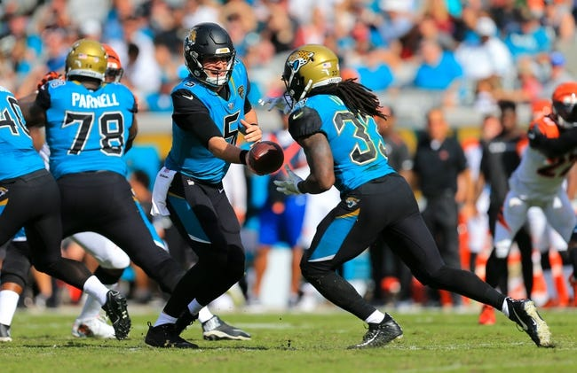 Jacksonville Jaguars vs. Los Angeles Chargers - 11/12/17 NFL Pick, Odds, and Prediction