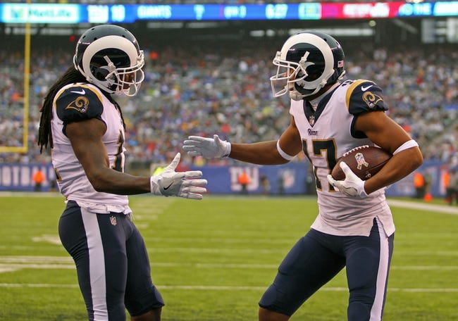 Los Angeles Rams vs. Houston Texans - 11/12/17 NFL Pick, Odds, and Prediction