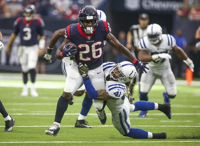 NFL | Houston Texans (4-10) at Indianapolis Colts (3-12)