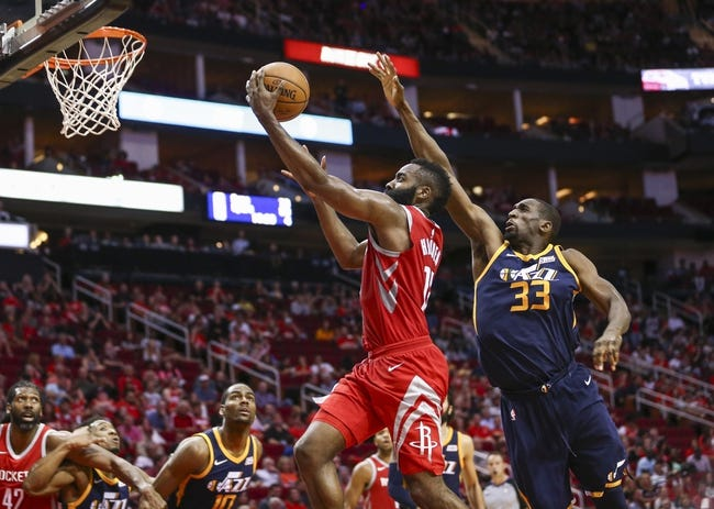 Utah Jazz vs. Houston Rockets - 12/7/17 NBA Pick, Odds, and Prediction