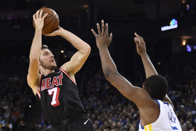 Miami Heat vs. Golden State Warriors - 12/3/17 NBA Pick, Odds, and Prediction