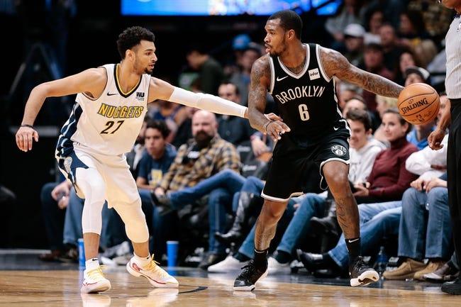 Denver Nuggets vs. Brooklyn Nets - 11/9/18 NBA Pick, Odds, and Prediction