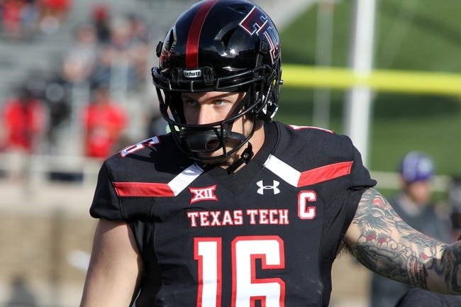 Texas Tech vs. TCU - 11/18/17 College Football Pick, Odds, and Prediction