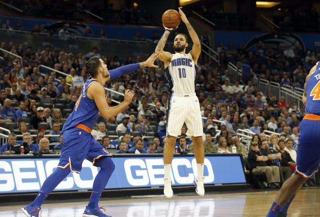 New York Knicks vs. Orlando Magic - 12/3/17 NBA Pick, Odds, and Prediction
