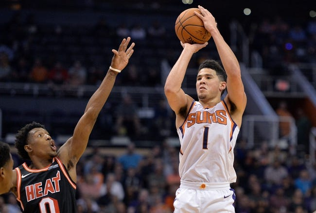 Miami Heat vs. Phoenix Suns - 3/5/18 NBA Pick, Odds, and Prediction