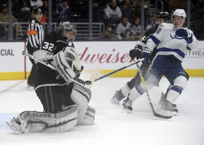 Tampa Bay Lightning vs. Los Angeles Kings - 2/10/18 NHL Pick, Odds, and Prediction