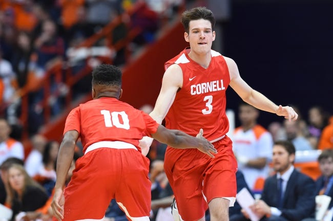 NCAA BB | Harvard Crimson (9-11) at Cornell Big Red (8-10)