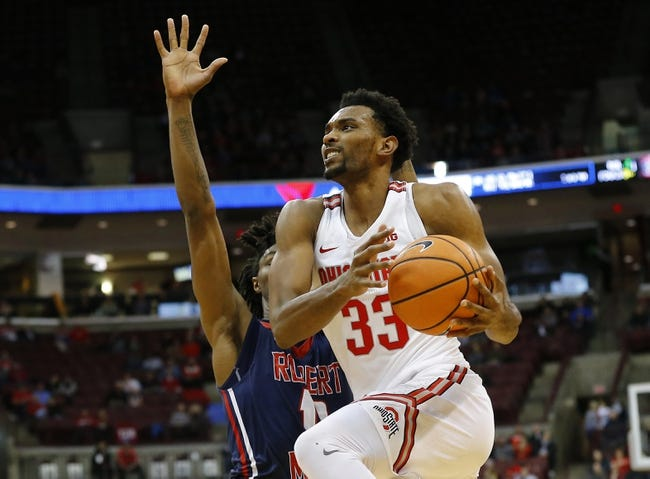 Ohio State vs. Clemson - 11/29/17 College Basketball Pick, Odds, and Prediction