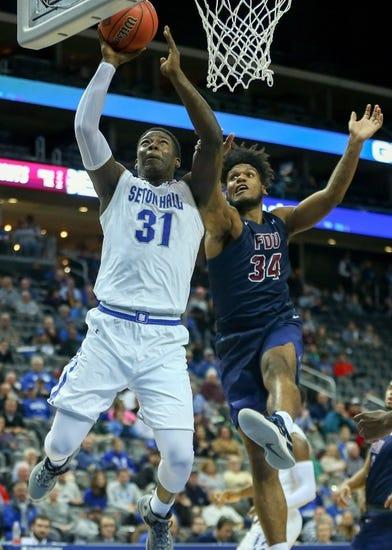 Seton Hall vs. Monmouth - 11/12/17 College Basketball Pick, Odds, and Prediction