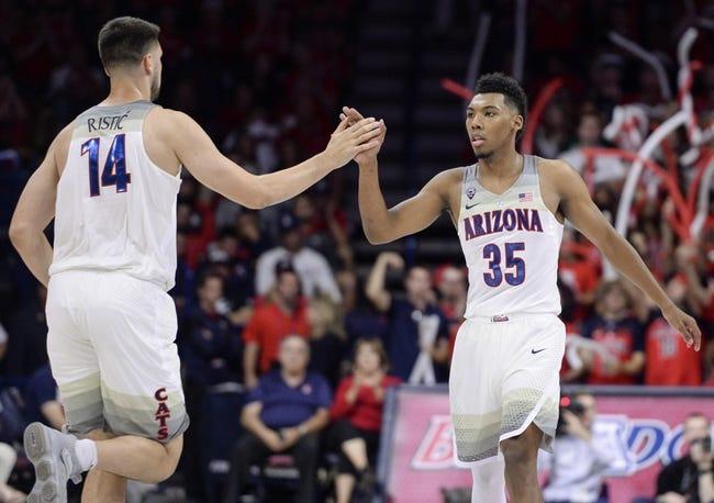 Arizona vs. UMBC - 11/12/17 College Basketball Pick, Odds, and Prediction