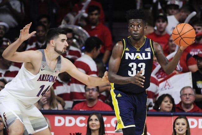 Northern Colorado vs. Northern Arizona - 2/15/18 College Basketball Pick, Odds, and Prediction