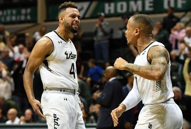 South Florida vs. Cincinnati - 1/13/18 College Basketball Pick, Odds, and Prediction