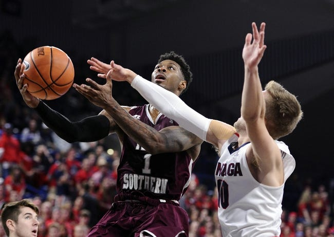 Gonzaga vs. Texas Southern - 11/10/18 College Basketball Pick, Odds, and Prediction