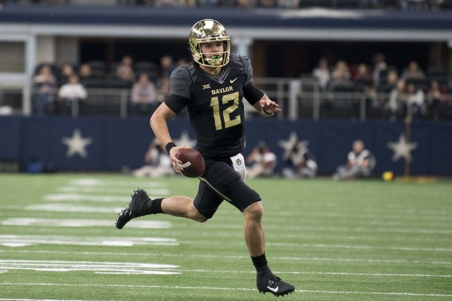 Baylor vs. Iowa State - 11/18/17 College Football Pick, Odds, and Prediction