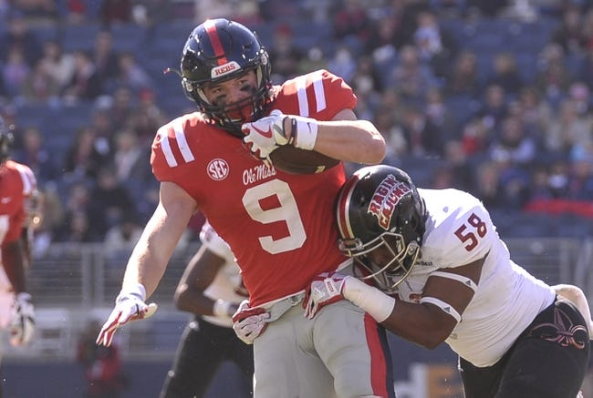 Ole Miss vs. Texas A&M - 11/18/17 College Football Pick, Odds, and Prediction