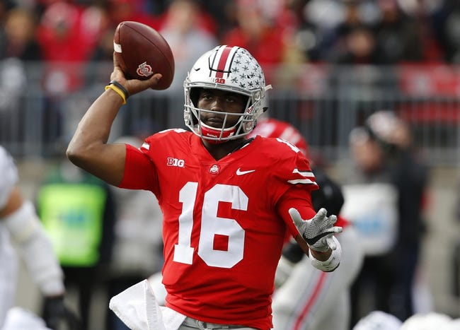 Ohio State vs. Illinois - 11/18/17 College Football Pick, Odds, and Prediction