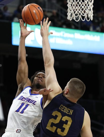 DePaul Blue vs. Delaware State - 11/13/17 College Basketball Pick, Odds, and Prediction