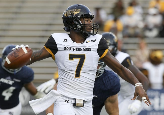 Southern Miss vs. Jackson State - 9/1/18 College Football Pick, Odds, and Prediction