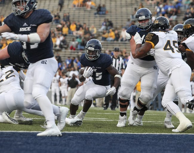 Old Dominion vs. Rice - 11/18/17 College Football Pick, Odds, and Prediction