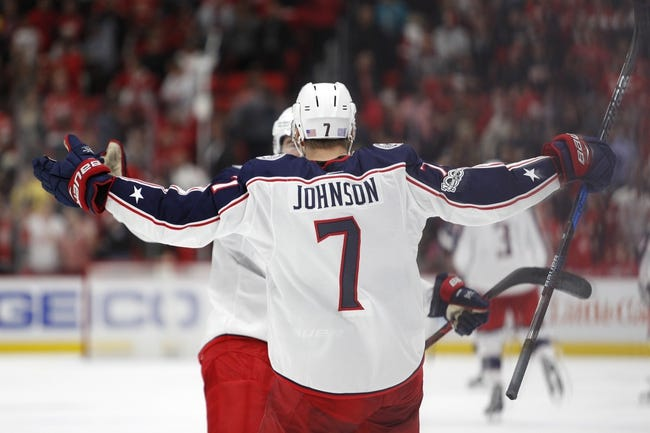 Columbus Blue Jackets vs. Detroit Red Wings - 3/9/18 NHL Pick, Odds, and Prediction