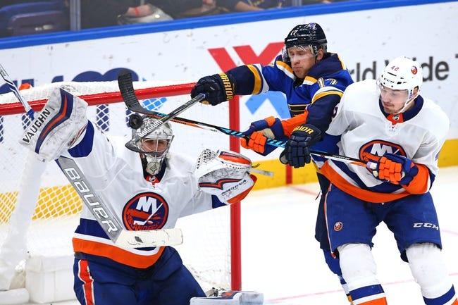 NHL | St. Louis Blues - New York Islanders