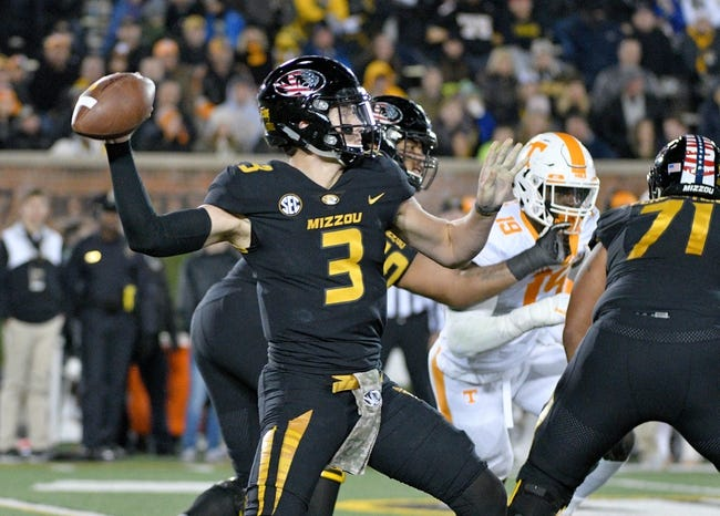Vanderbilt vs. Missouri - 11/18/17 College Football Pick, Odds, and Prediction
