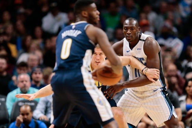 Orlando Magic vs. Denver Nuggets - 12/8/17 NBA Pick, Odds, and Prediction