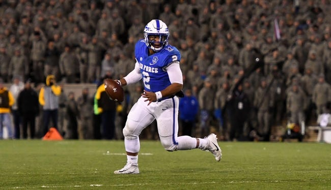 Air Force vs. Stony Brook - 9/1/18 College Football Pick, Odds, and Prediction