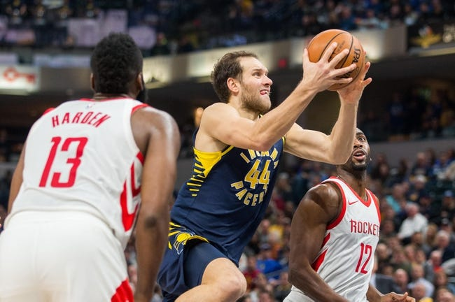 Houston Rockets vs. Indiana Pacers - 11/29/17 NBA Pick, Odds, and Prediction
