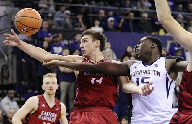 NCAA BB | Eastern Washington at Weber State