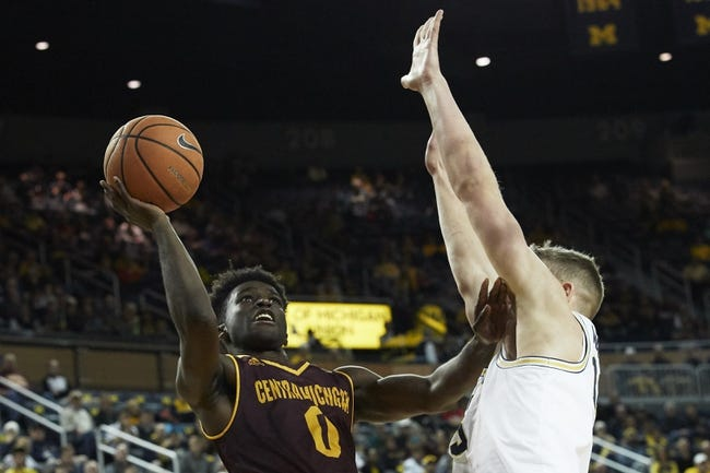 Central Michigan vs. Bowling Green - 3/5/18 College Basketball Pick, Odds, and Prediction