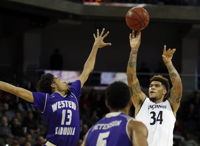 Western Carolina vs. UNC Greensboro - 1/13/18 College Basketball Pick, Odds, and Prediction
