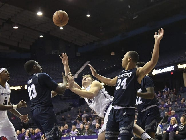 NCAA BB | Monmouth at St. Peter's