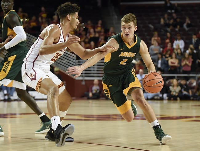 South Dakota vs. North Dakota State  - 1/6/18 College Basketball Pick, Odds, and Prediction