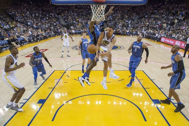 Orlando Magic vs. Golden State Warriors - 12/1/17 NBA Pick, Odds, and Prediction
