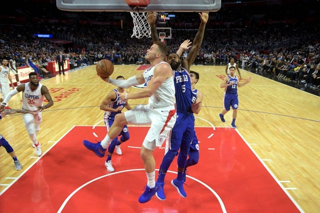 Philadelphia 76ers vs. Los Angeles Clippers - 2/10/18 NBA Pick, Odds, and Prediction