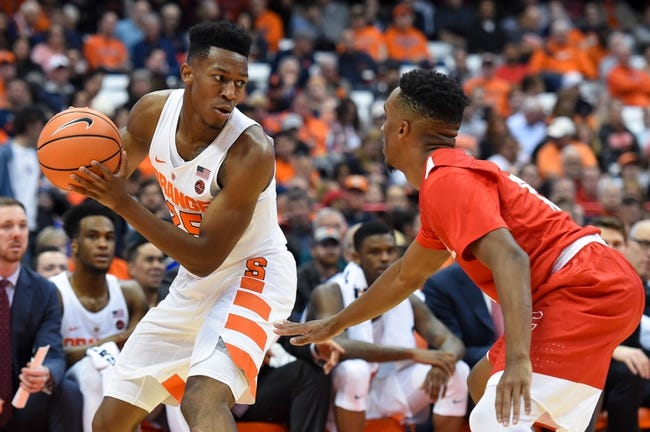 Syracuse vs. Cornell - 12/1/18 College Basketball Pick, Odds, and Prediction