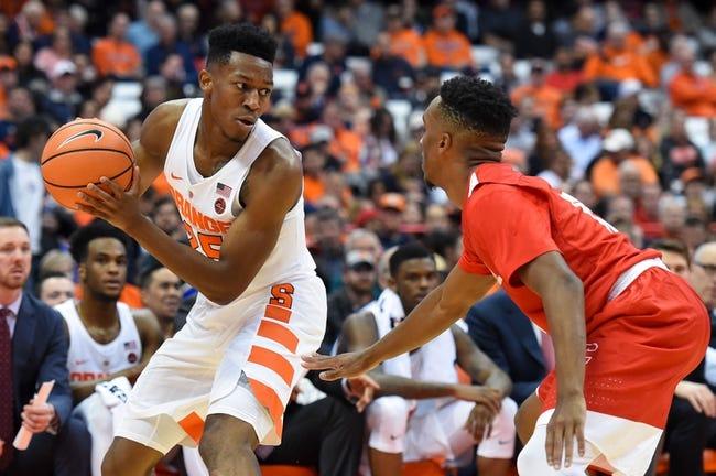 NCAA BB | Cornell Big Red (4-3) at Syracuse Orange (4-2)