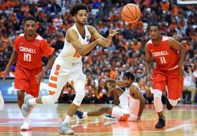 Pennsylvania vs. Cornell - 1/12/18 College Basketball Pick, Odds, and Prediction