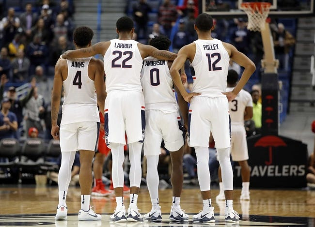 Connecticut vs. Arkansas - 11/26/17 College Basketball Pick, Odds, and Prediction
