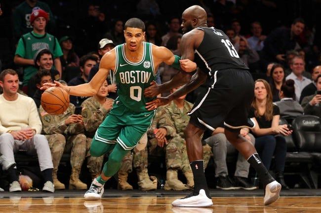 Boston Celtics vs. Brooklyn Nets - 12/31/17 NBA Pick, Odds, and Prediction