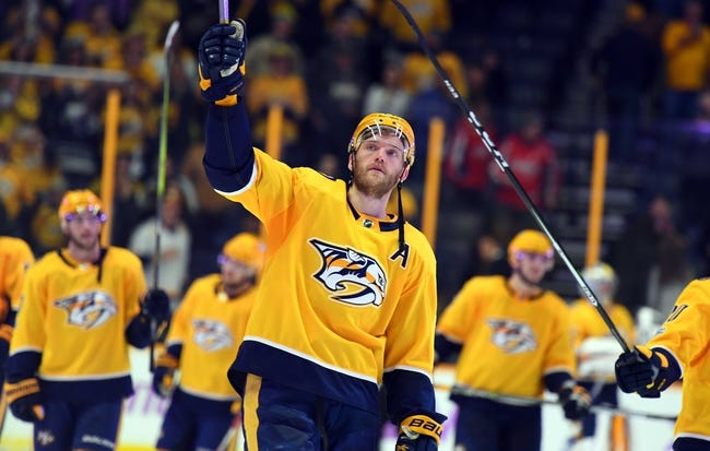 Washington Capitals vs. Nashville Predators - 4/5/18 NHL Pick, Odds, and Prediction
