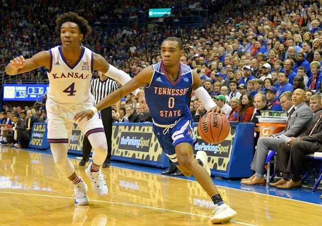 NCAA BB | Eastern Kentucky at Tennessee State
